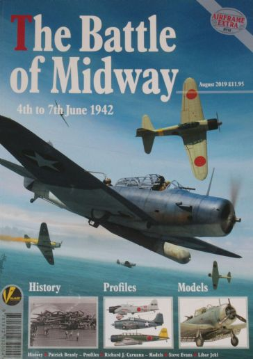 The Battle of Midway, 4th to 7th June 1942, Airframe Extra No.10